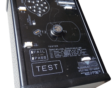 Custom Flexible Cable Tester